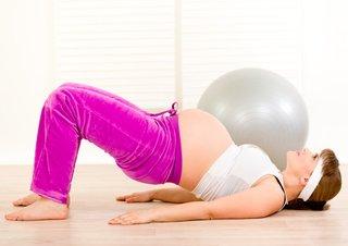 Pilates en el embarazo. Prueba nuestras clases