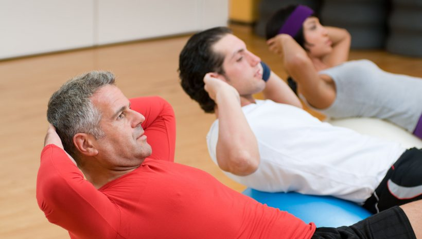 Adelgaza con nuestras clases de Pilates